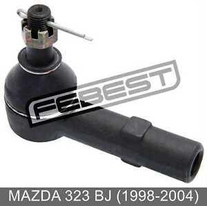 Steering Tie Rod End For Mazda 323 Bj (1998-2004)