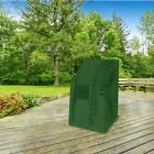 New Green Waterproof Garden Stacking Chair Cover Heavy Duty Outdoor Furniture