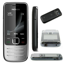 Nokia 2730 Classic Silver (Unlocked) Cellular Phone Cheap Bar Mobile 3G 2G GSM