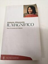IL MAGNIFICO - Vita di Lorenzo de' Medici - Rusconi 2000