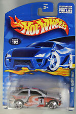 Hot Wheels 1:64 Scale 2000 Series FORD ESCORT RALLY (SILVER #1)