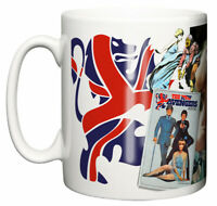 Dirty Fingers Mug, The new Avengers TV series 1970's Retro Gift
