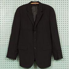 Mens Black HELMUT LANG Blazer Jacket Size 38/40 M/L Fashion