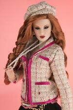 SUPERMODEL CONVENTION FASHION ROYALTY COLOR INFUSION TILDA BRISBY DOLL NUDE FR