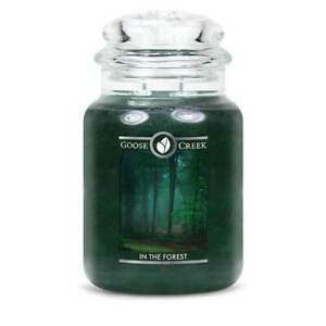 Goose Creek In The Forest Large Jar