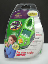 NEW IN PACKAGE QUANTUM LEAP MIND MANIA SPELLING & VOCABULARY ARCADE STYLE GAME