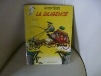LUCKY LUKE LA DILIGENCE 1972