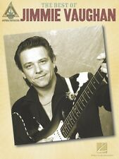 The Best of Jimmie Vaughan Sheet Music Guitar Tablature NEW 000690690