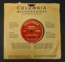 "RARE EARLY 7"" 33 1/3 ISSUE Duke Ellington Ivy Anderson Columbia 502"
