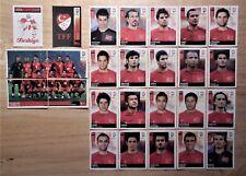 PANINI EUROPEI 2008 Austria/Svizzera Turchia Squadra completa + Pellicola BADGE