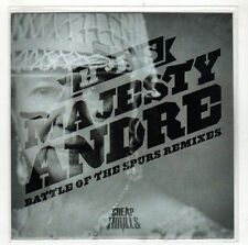 (GI718) His Majesty Andre, Battle Of The Spurs (Remixes) - DJ CD
