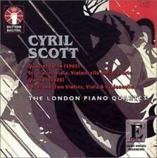 Cyril Scott - Chamber Music The London Piano Quartet