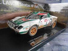 Lancia Stratos HF Rallye san remo Dirty Version Munari 76 alitalia Sunstar 1:18