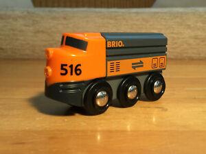Brio Train engine Diesel Locomotive.