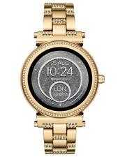 Michael Kors Access Gold Unisex Sofie Steel Smart Watch MKT5021