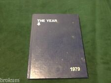 1979 POSEN MICHIGAN HIGH School Yearbook NORTHERN ECHO (150)