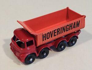 17-C1 MINT! Gorgeous Hoveringham Tipper Truck Lesney Matchbox circa '63