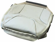 Volvo S60 V70 05- frnt seat cover leather upholstery Lt beige oak arena 39987642