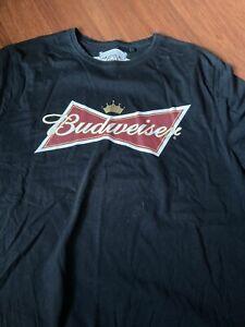 Vintage Budweiser T Shirt Size Xl