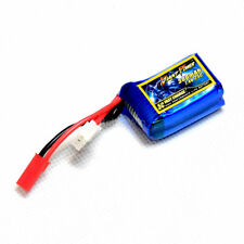 7.4V 2S 300mAh 25C LiPo JST plug Battery Ultralight weight RC Aircraft Lipolymer