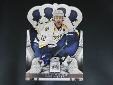 2013-14 Crown Royale #4 Mike Fisher Nashville Predators