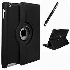 Leather 360 Degree Rotate Stand Case Covers For Apple iPad Mini 123