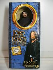 "Lord of the Rings ROTK 12"" ARAGORN Special Edition Collector Series ~ NEW"