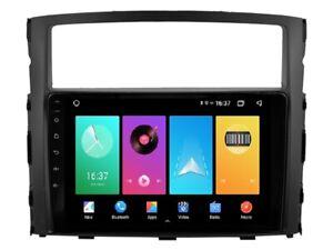 "Navi Player for Mitsubishi Pajero Montero 2007-2017 9"" Android 10 Carplay 2+32gb"