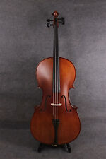 new acoustic Model full size cello Rich Sound Hand Carve Solid wood Maple spruce