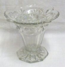 Britain Art Deco Clear Glass