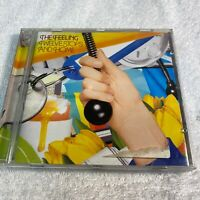 THE FEELING - TWELVE STOPS AND HOME Music CD