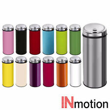 Inmotion 50L Stainless Steel Auto Automatic Sensor Kitchen Waste Dust Bin