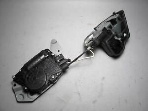 BMW E60 5-Series Left Rear Passeng Latch Lock Comfort Soft Close 2007-2010 OEM