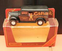 Matchbox Models of Yesteryear Y12 1937 G.M.C Van - GOBLIN ELECTRIC CLEANERS