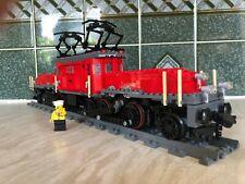 Lego train Swiss Electric  Locomotive Be 6/8