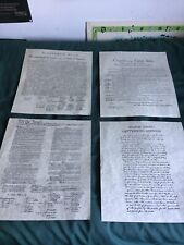 American Document Packet