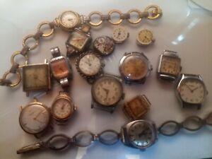 Lotto orologi vintage da donna