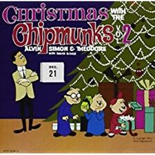 Christmas with the Chipmunks Vol. 2 - SOUNDTRACK the chipmunks