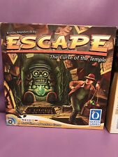 Escape The Curse Of The Temple And Escape Illusions Expansion 1 Queen Games 2012
