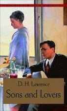 Classics: Sons and Lovers by D. H. Lawrence (1985, Paperback) slight shelf wear