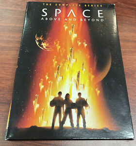 SPACE ABOVE AND BEYOND COMPLETE SERIES COLLECTION 5 DISCS DVD BOX SET