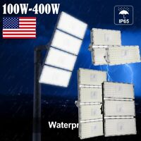 400W LED Flood Light Outdoor Module Spotlight Ourdoor Garden Yard Lamp Lighting