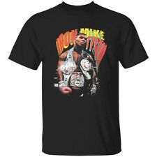 Vintage Iron Mike Tyson Quality T-Shirt