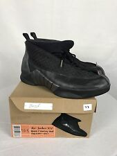 VTG 1999 Air Jordan Retro XV(15) OG Size 10.5 W/Replacement Box 136029-061