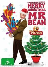 MERRY CHRISTMAS MR BEAN 20 Years Of Mr Bean DVD XMAS Rowan Atkinson BRAND NEW R4