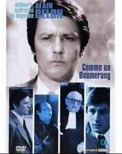 DVD : Comme un boomerang - Alain Delon - NEUF