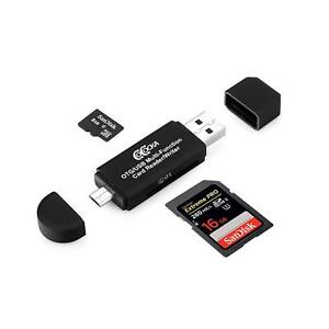 64G SanDisk Micro USB OTG to USB 2 0 Adapter 3 in 1 Micro Usb Host SD 64G SanD