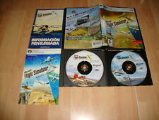MICROSOFT FLIGHT SIMULATOR X PROFESSIONAL EDITION PARA PC USADO COMPLETO
