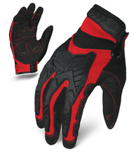 Ironclad Gloves Exo2 Migr Motor Impact Protection Red Amp Black Select Size