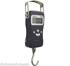 American Weigh Scales AWS H-110 Digital Hanging Luggage Scale 110Lbs x 1oz